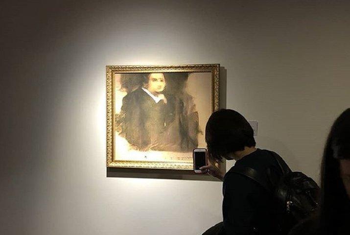 Картину, созданную искусственным интеллектом, продали на $432 тыс.