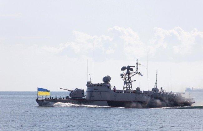 В России пока не намерены отказываться от договора с Украиной по Азовскому морю