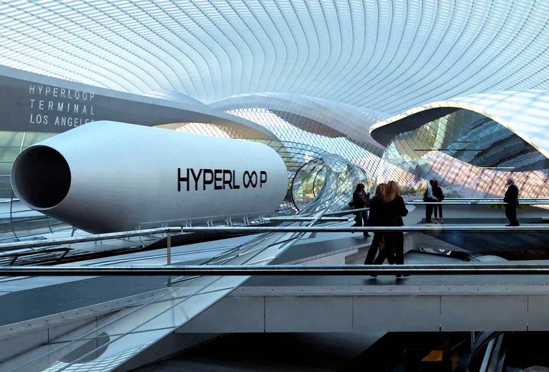 Маск рассказала, когда запустит Hyperloop