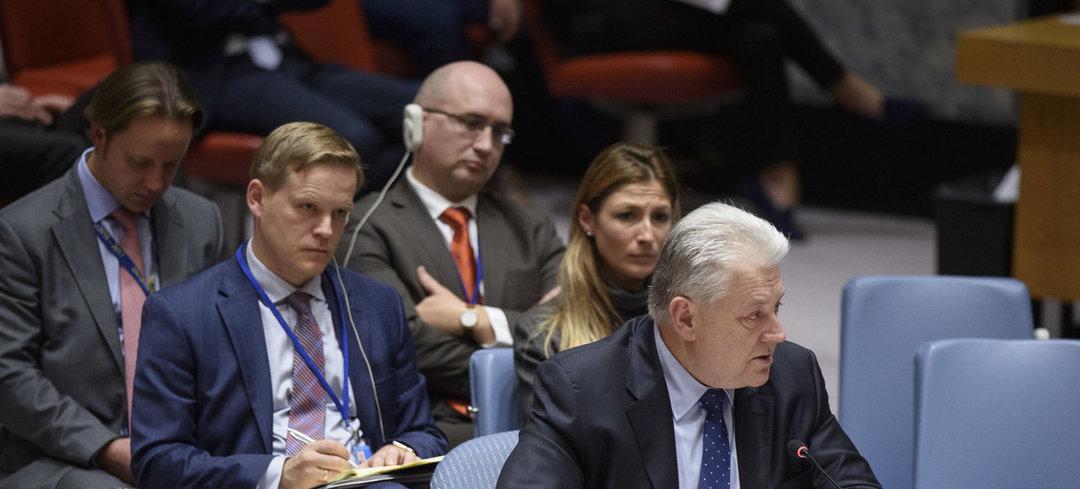 """На Совбезе ООН раскритиковали """"выборы"""" в """"ДНР"""", назначенные на 11 ноября"""