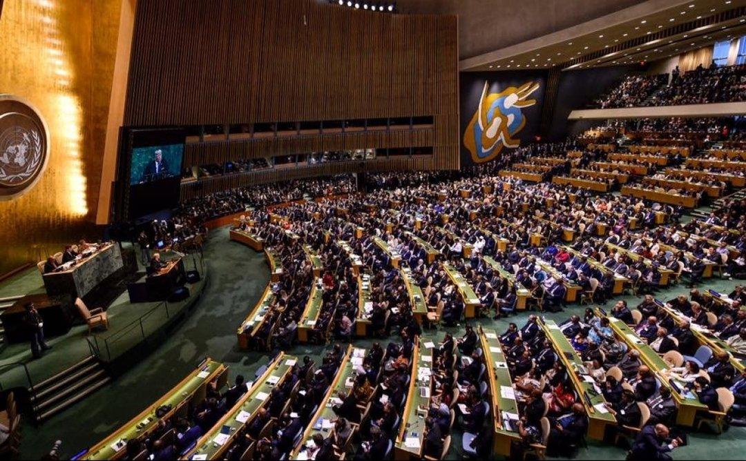 В ООН не будут обсуждать российский проект поддержки ракетного договора