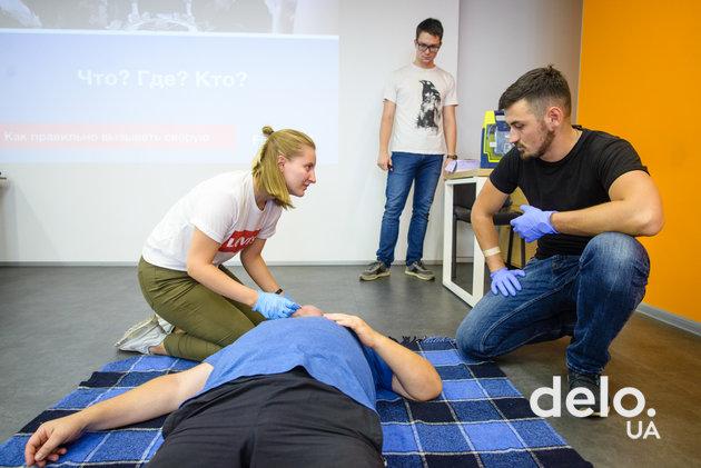 FAST: тренинги меняют ситуацию, когда умирают люди, которых можно спасти