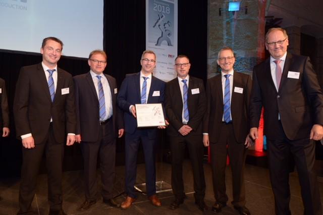 HARTING Applied Technologies в третий раз выигрывает конкурс Excellence in Production