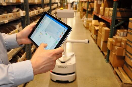 Omron представил новую версию MobilePlanner для планшета.