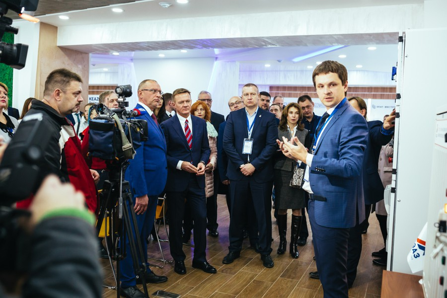КЭАЗ открыл собственный Учебный центр