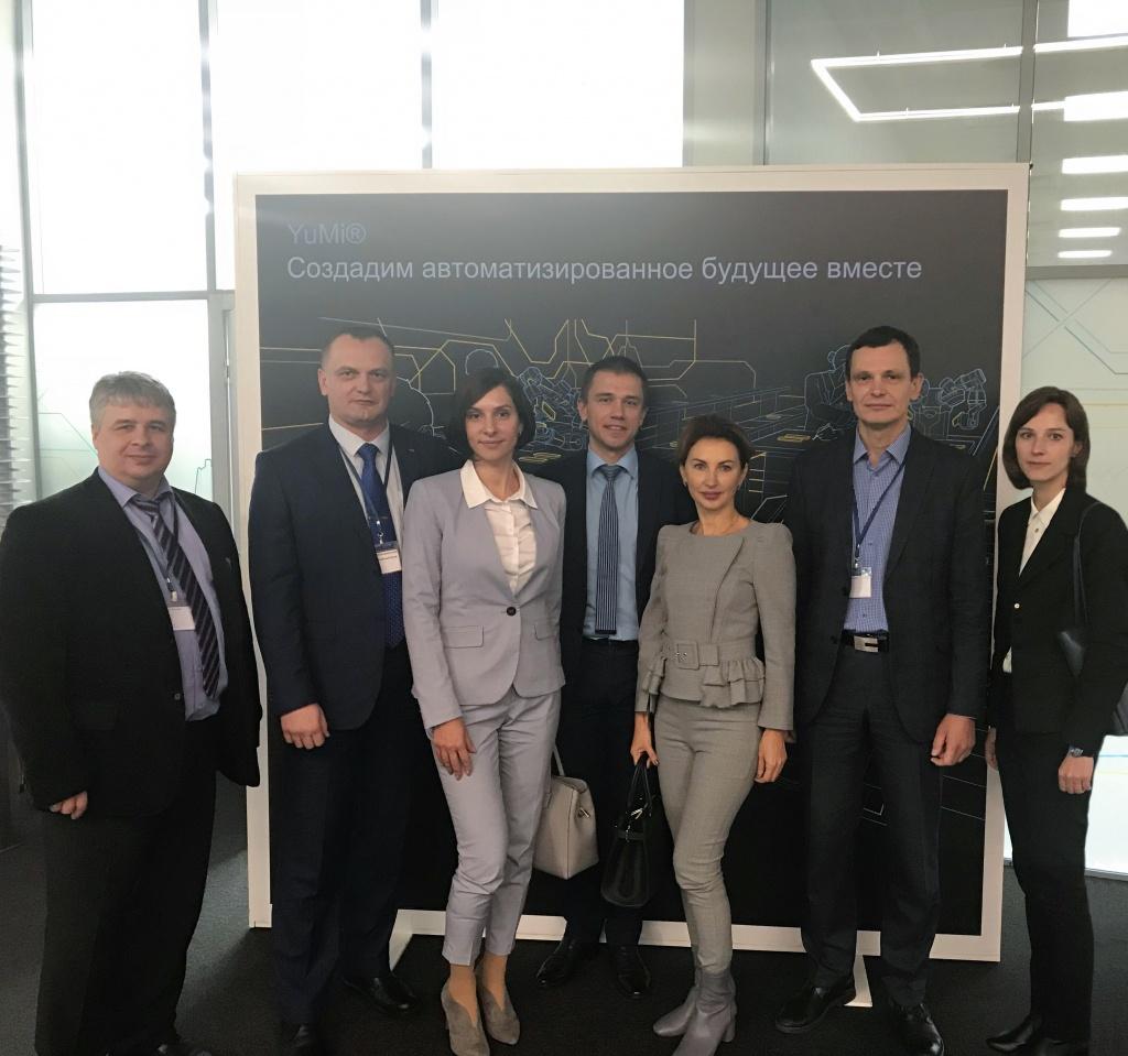 В Москве состоялась конференция дивизиона «Электропривод и Робототехника» ABB