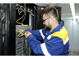 В Тульской области идет работа по созданию системы высокоскоростных каналов связи и передачи данных