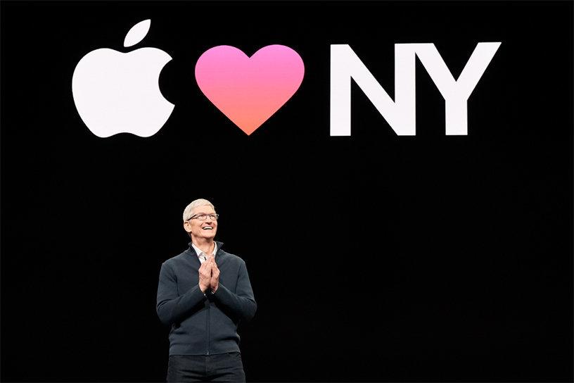 Apple за год продала 2 млрд устройств на iOS