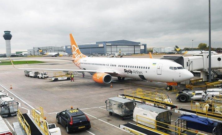 Авиакомпания SkyUp выполнила первый рейс в Европу