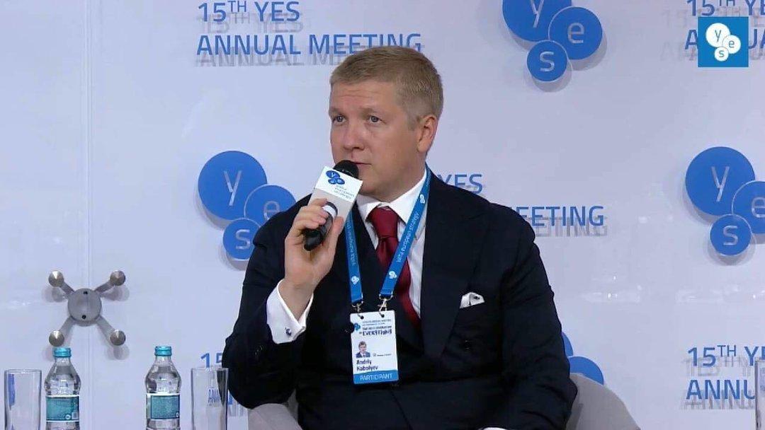 Коболев: либо мы привлекаем иностранного инвестора для ГТС, либо они уйдут в Nord Stream