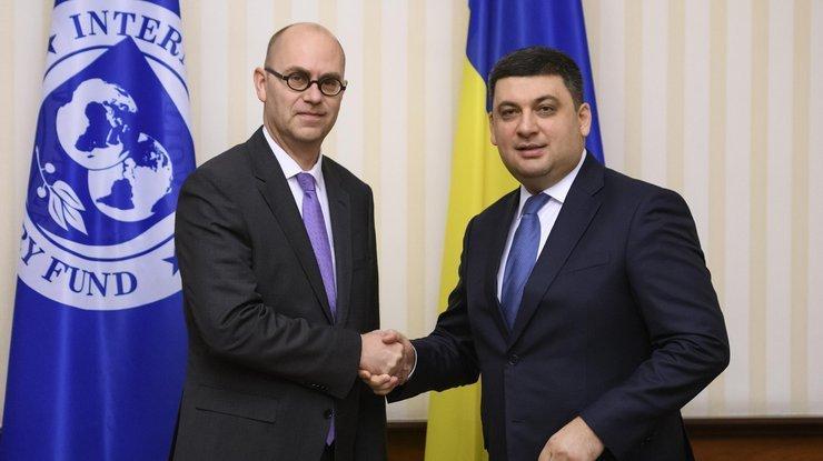 МВФ приезжает в Киев для консультаций по госбюджету-2019