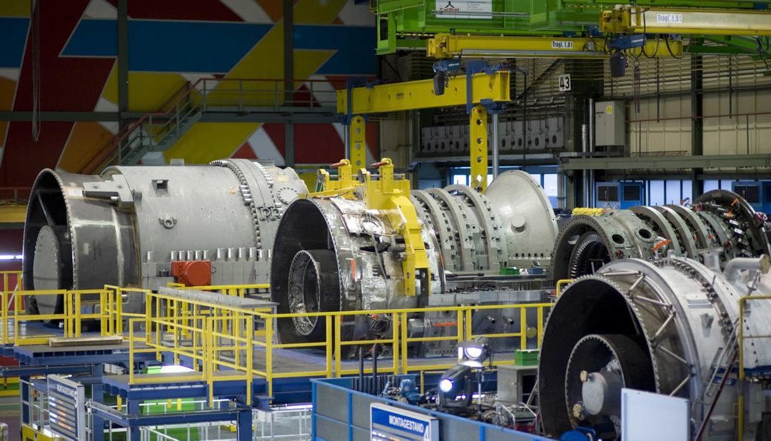 На ТЭС в Крыму, где установлены турбины SIEMENS, произошла авария — МинВОТ