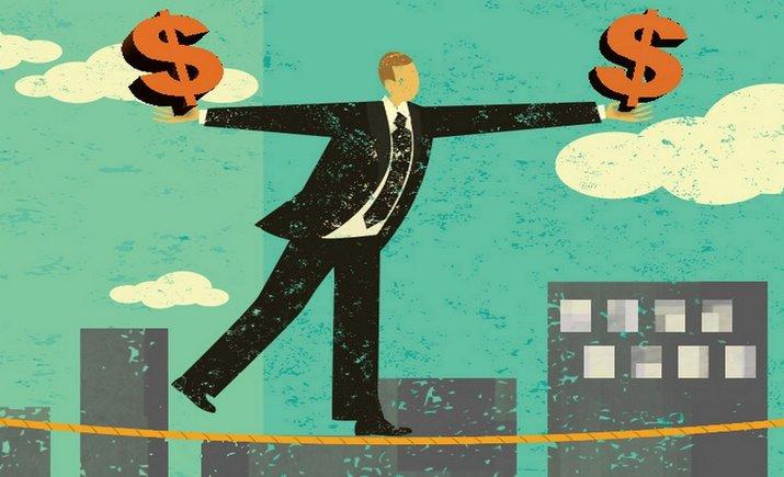 Нацбанк назвал основные риски для финансового сектора