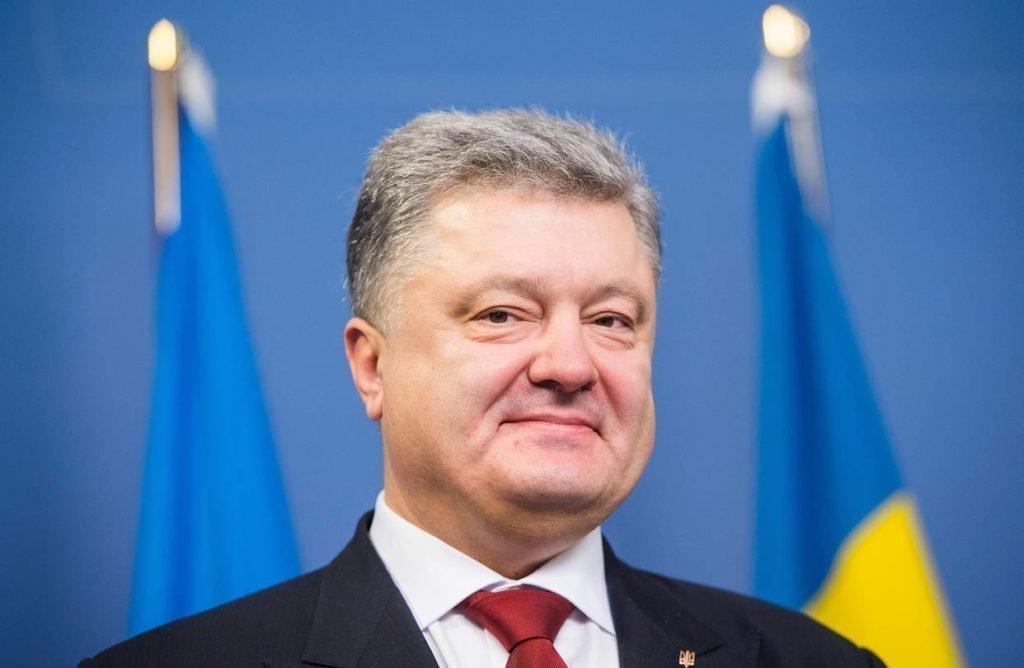 С начала года Порошенко задекларировал почти 124 млн грн