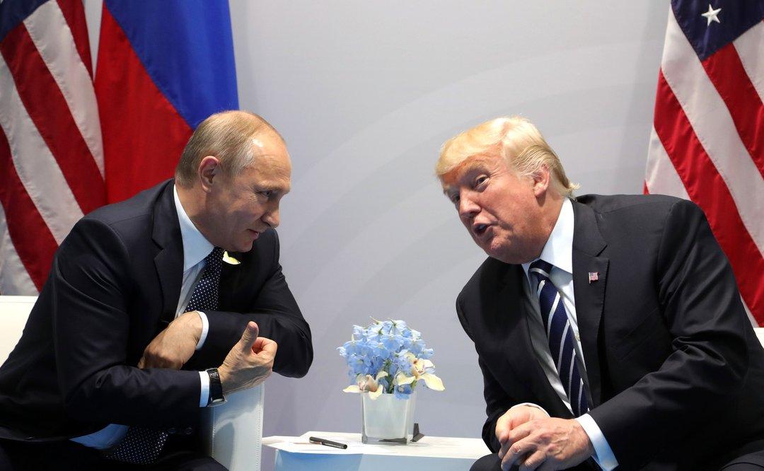 Трамп отказался встречаться с Путиным на саммите G20