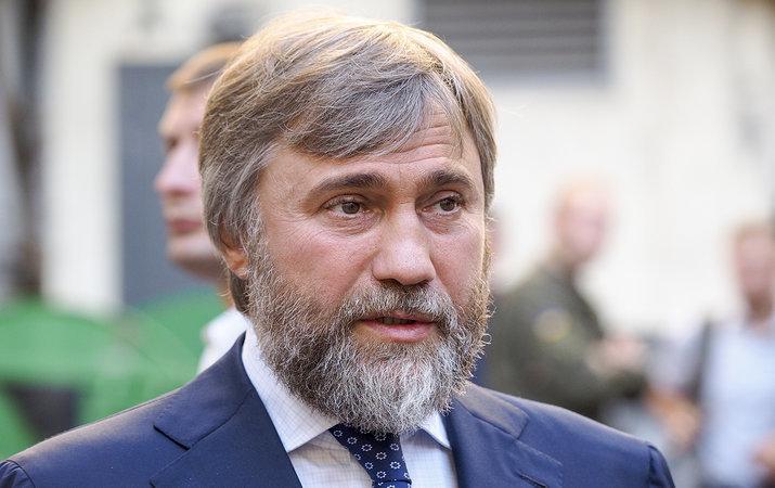 Вадим Новинский возглавил фракцию Оппоблока — СМИ
