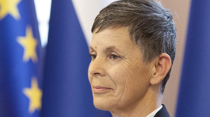 Впервые в истории армию страны НАТО возглавит женщина