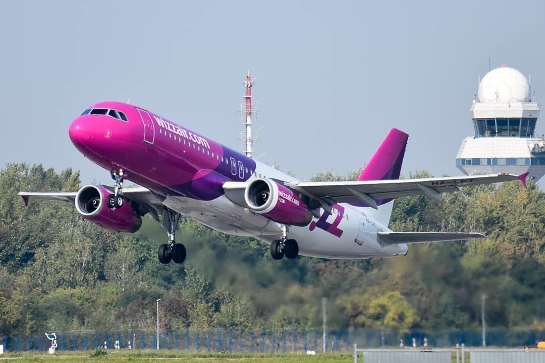 """Wizz Air планирует восстановить свою """"дочку"""" в Украине в 2019 году"""