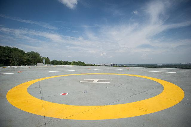 """За строительство """"вертолетной площадки Януковича"""" придется ответить и инспекторам ГАСИ"""