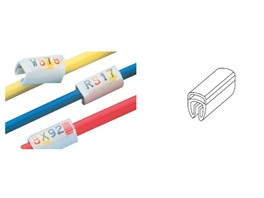 В ассортименте ЭТМ снова держатели для маркировочных элементов с защелкой ДКС
