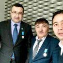 Директор Кентауского трансформаторного завода награждён медалью «Ерен енбеги ушин»