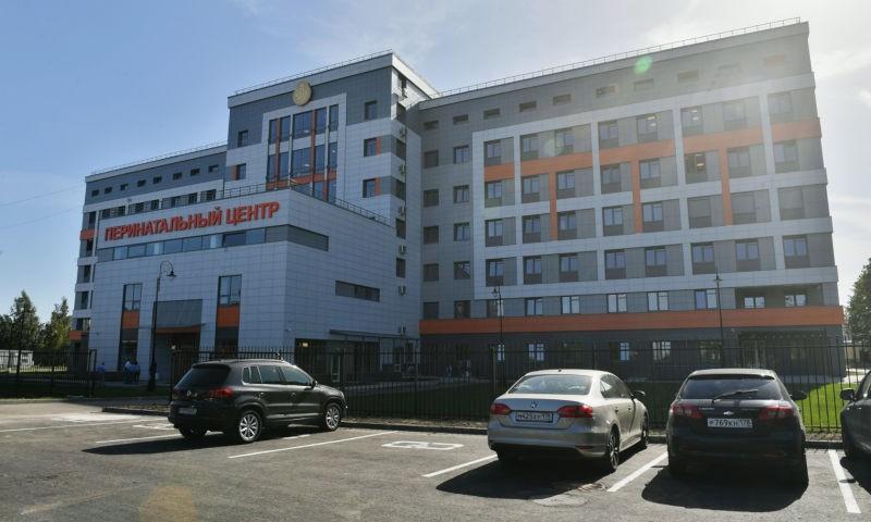 Компания EKF приняла участие в проекте по созданию современного перинатального центра в Гатчинской клинической межрайонной больнице.