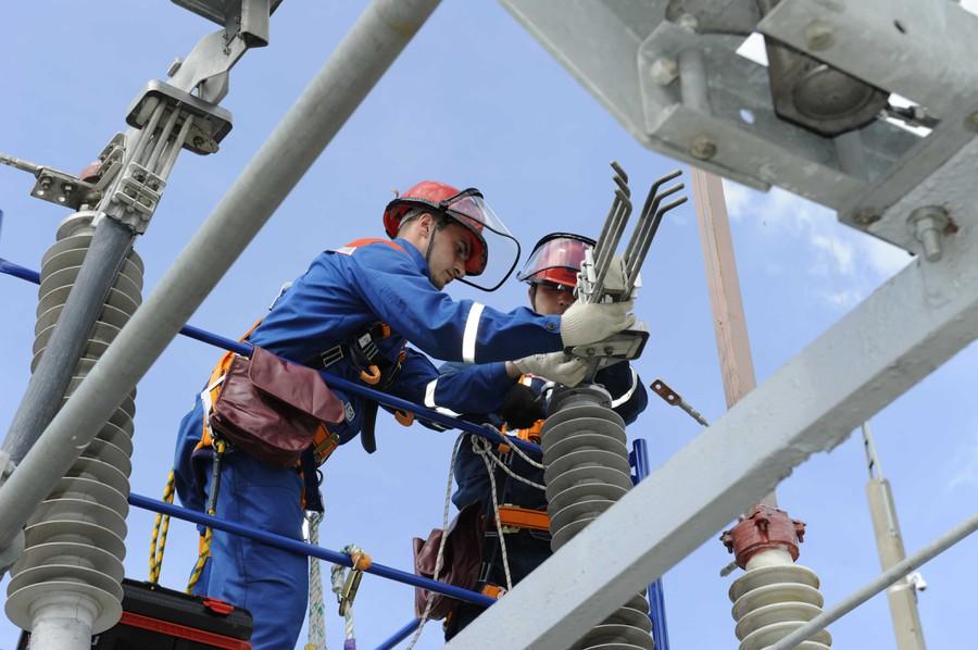 «Тулэнерго» повышает надежность работы электрических сетей 6-110 кВ