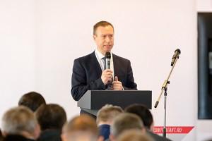 Директор по правовым и корпоративным вопросам ХКА Богдан Дорофеев