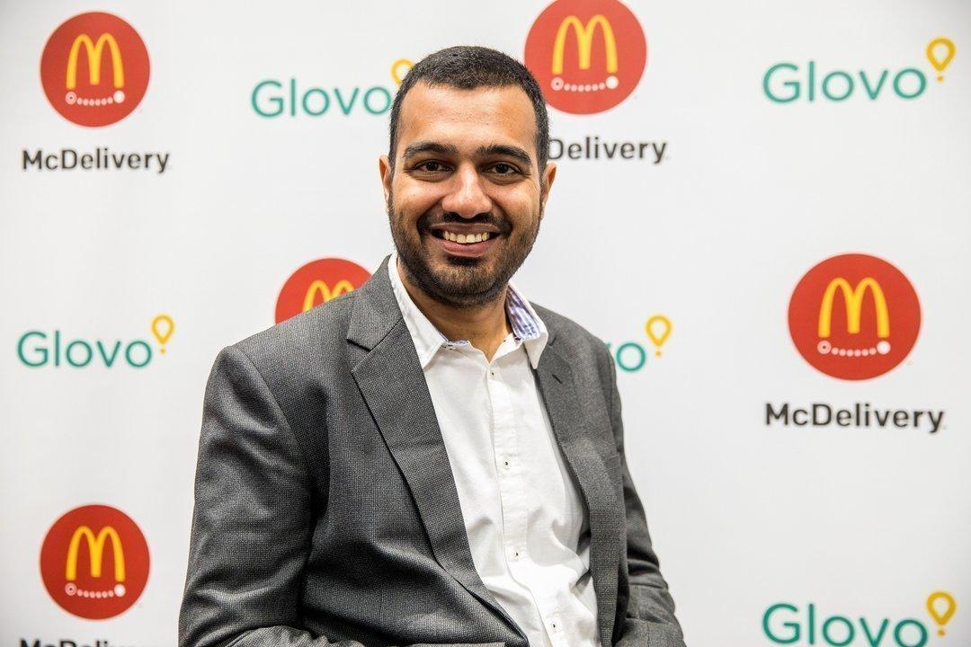 """Будущее доставки еды за """"облачными кухнями"""" — директор по развитию Glovo"""