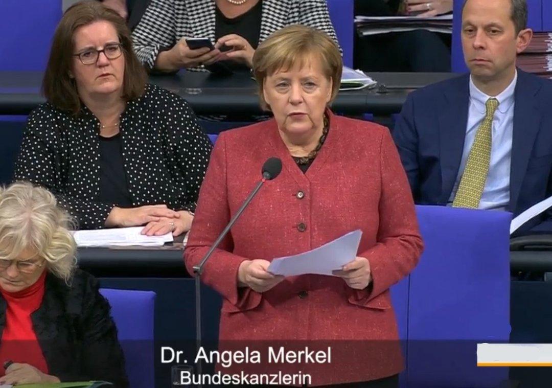 Германия поддерживает ужесточение санкций против России — Меркель