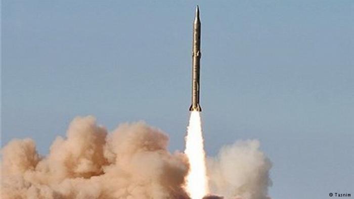 Иран подтвердил очередное испытание баллистической ракеты