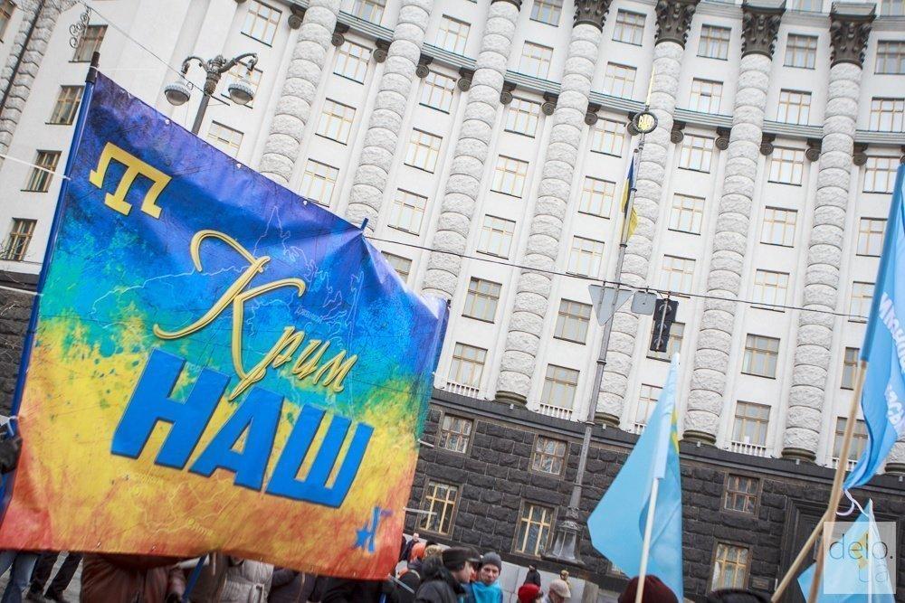 Кабмин одобрил стратегию информационной реинтеграции Крыма