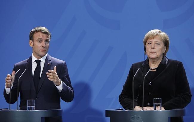 """Россия считает требование Меркель и Макрона освободить украинских моряков """"неприемлемым"""""""