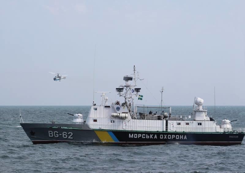 Территориальные воды Украины расширены до 24 миль — принят закон о прилегающей зоне