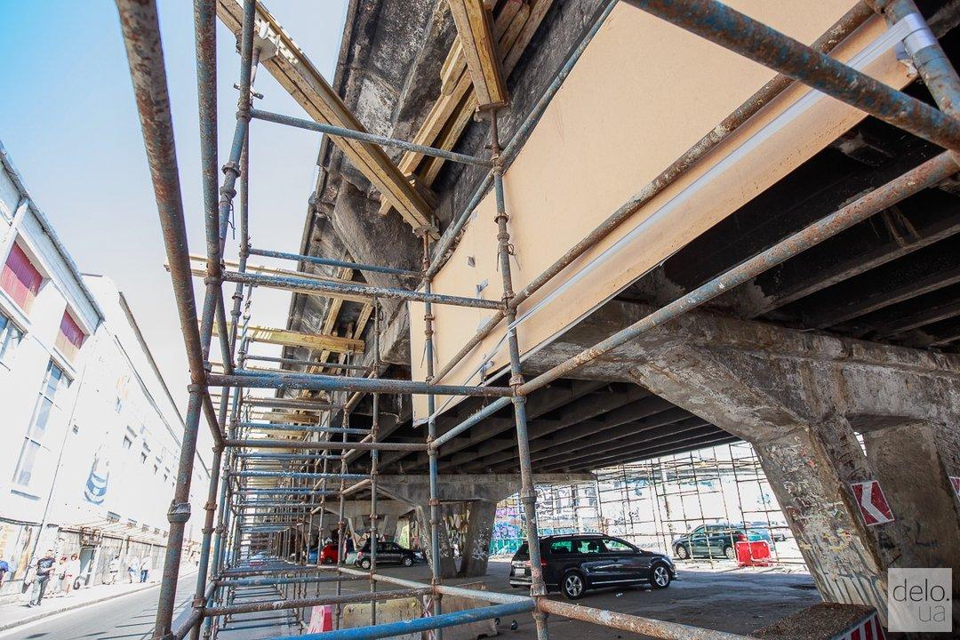 В КГГА назвали новую дату сноса Шулявского моста