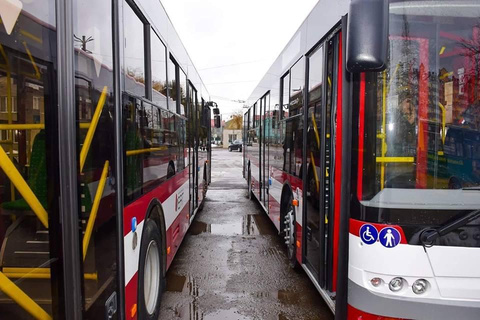 Улыбка Кобры: почему турецкие городские автобусы появились в Украине