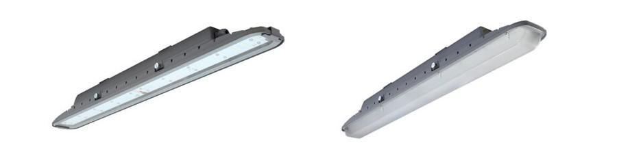 Обновление светильников SLICK LED Световые Технологии