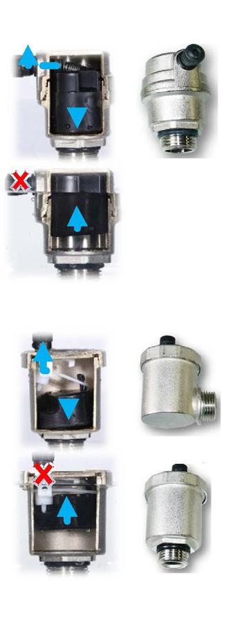ЭТМ представляет — автоматические воздухоотводчики VALTEC серии VT.502
