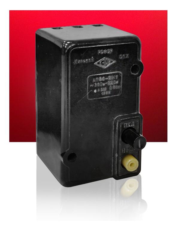 Автоматический выключатель АП50