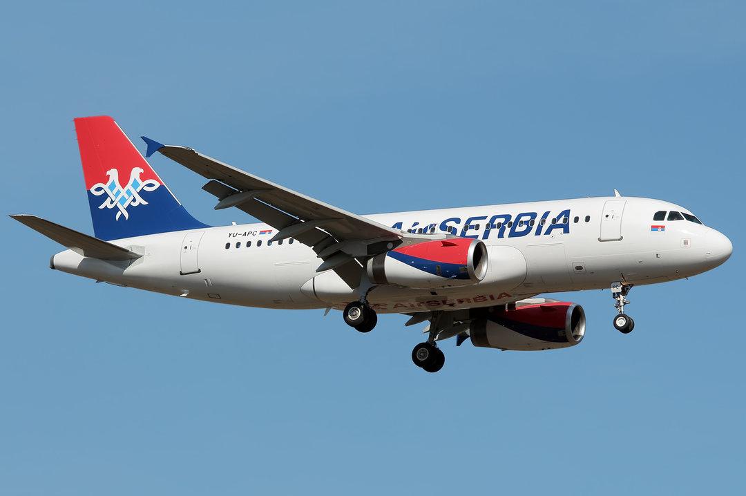 Air Serbia возвращается на украинский рынок