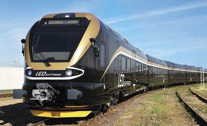 Чехи предлагают запустить поезд из Праги в Украину через Краков