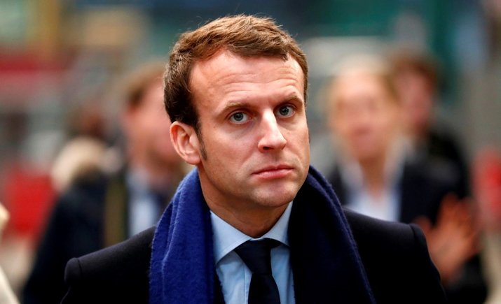 Макрон призвал французов к национальным дебатам