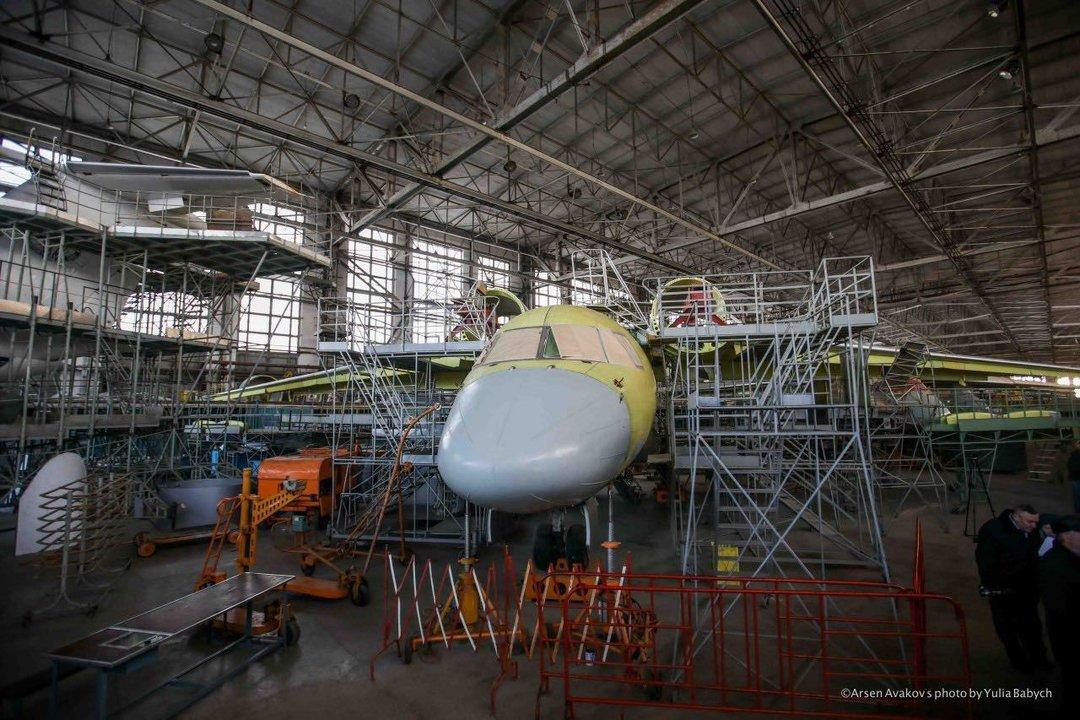 МВД вслед за вертолетами закупит 13 украинских самолетов за $450 млн