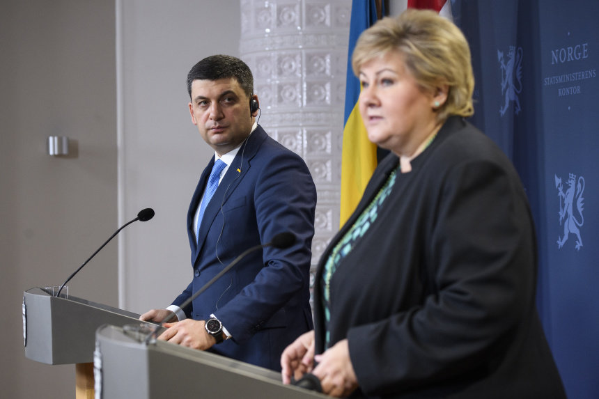 Норвегия планирует инвестировать $1 млрд в альтернативную энергетику Украины