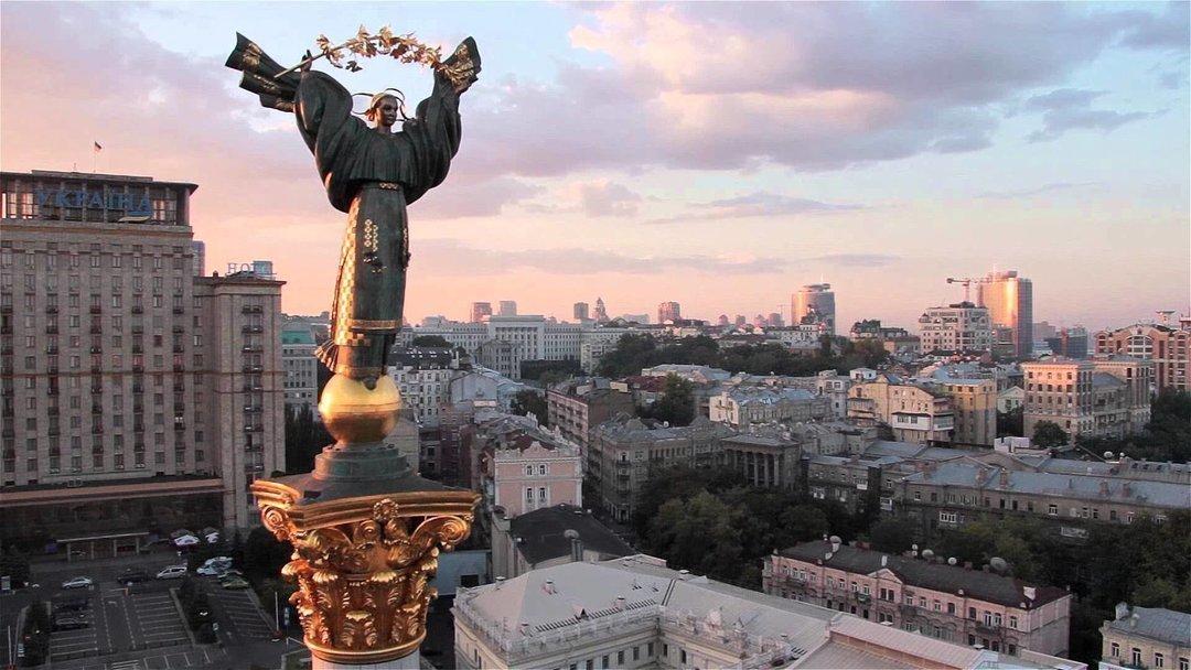 В 2018 году Киев посетило почти 2 млн иностранных туристов
