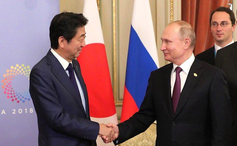 В 2019 году Япония уделит максимум внимания решению территориального спора с Россией