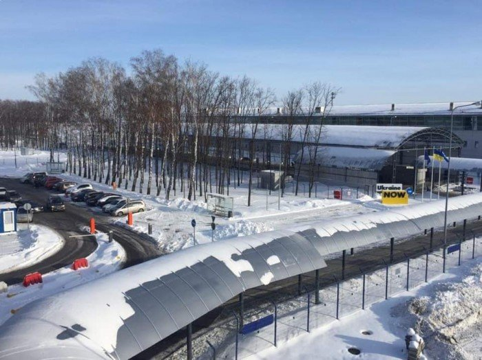 В Борисполе построят автостанцию на 16 платформ