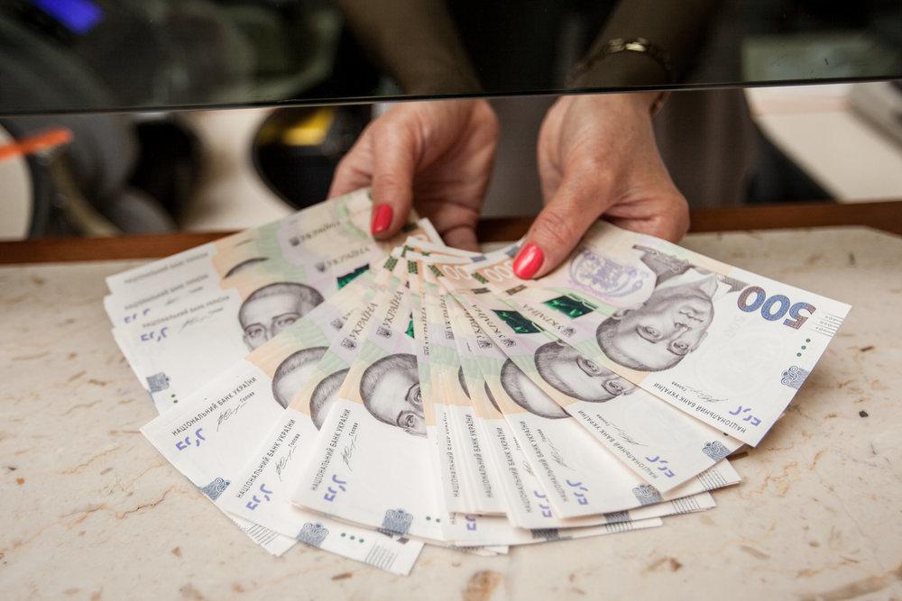 В январе выросли расходы на пенсии украинцам