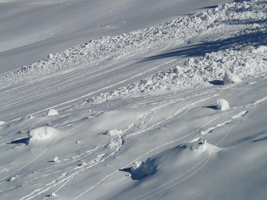 В Карпатах прогнозируют высокую вероятность схождения лавин