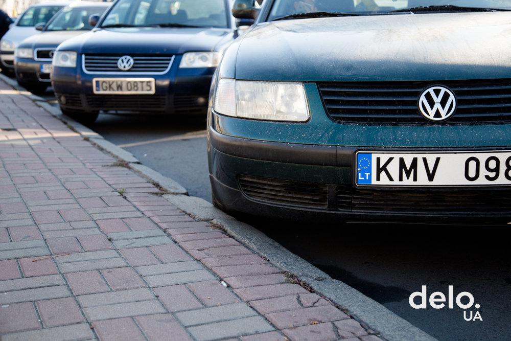 В Украине упростили правила продажи растаможенных автомобилей
